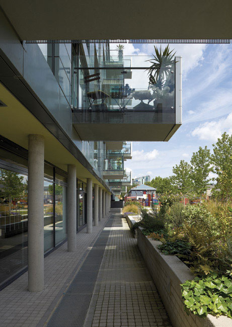 Hd Designs Balcony Set: Angel Waterside / The Housing Design Awards