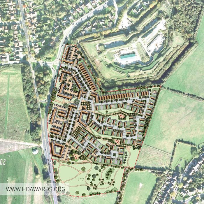 Horsted Park The Housing Design Awards