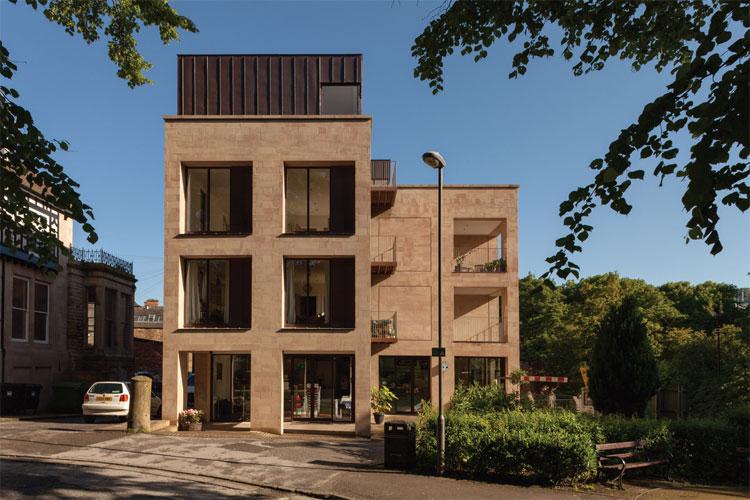 2015 winning schemes supreme winner the housing design for Award winning house plans 2015