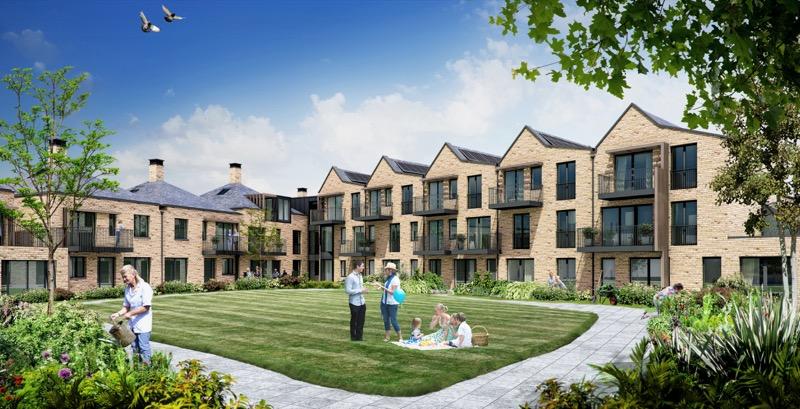Older Women 39 S Co Housing The Housing Design Awards